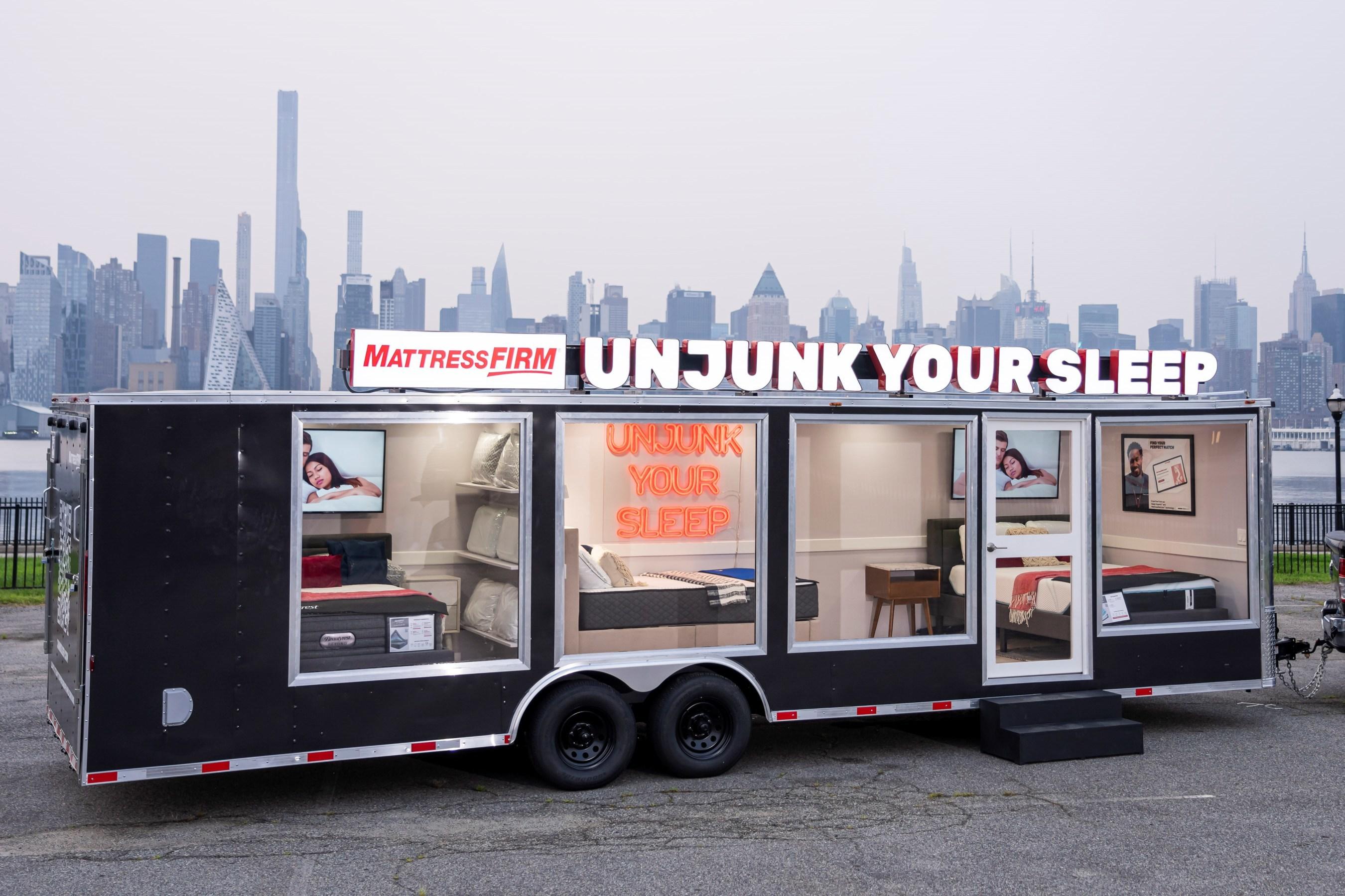 The Un-Junk Your Sleep Truck